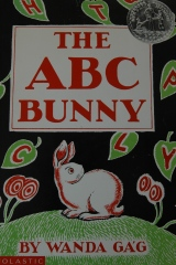 The ABC Bunny and his Ms. Wanda Gag