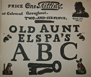 Old Aunt Elspa's One Shilling!