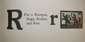 R for a Rumpus!